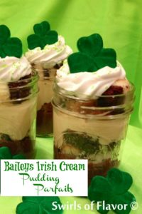 Irish Cream Parfaits