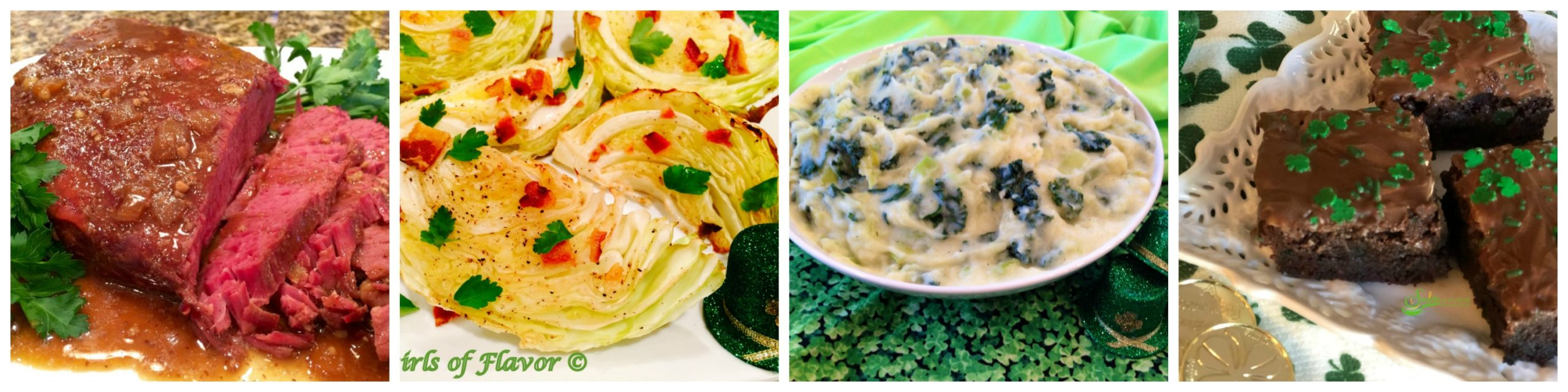 Four recipes for Saint Patrick's Day dinner