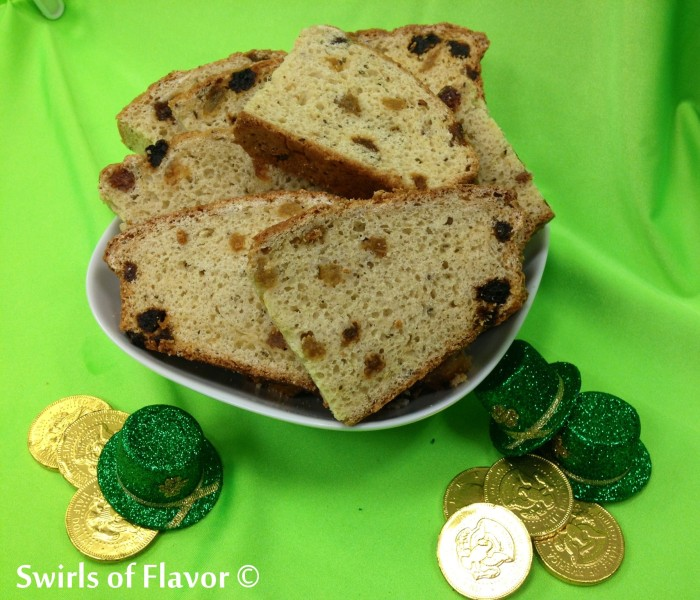 Nursey School Irish Soda Bread is so easy to make that even a three year old can put it together, with a little help, of course! An easy recipe for St. Patrick's Day! bread | Irish | easy recipe | dinner