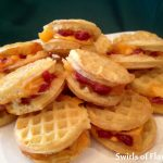 Hot Dog Waffle Sliders