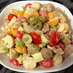 Kickin' Good Buffalo Ranch Potato Salad