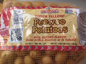 PeeWee Potaotes