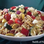 Roasted Vegetable Orzo