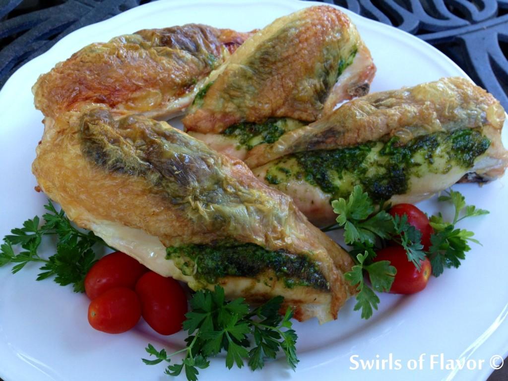 Pesto Chicken 2