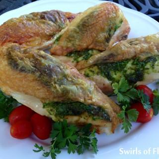 Pesto Florentine Chicken