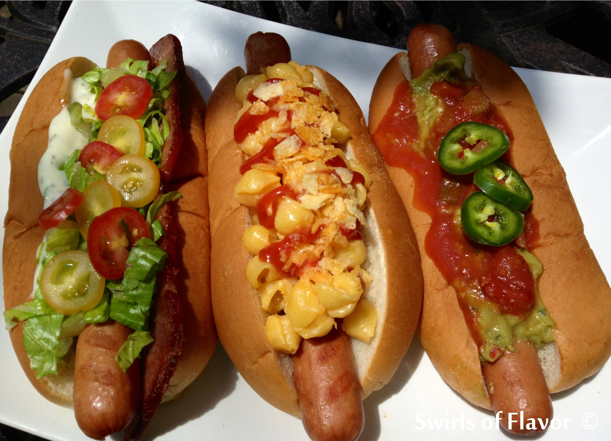 Hot Dog Tots