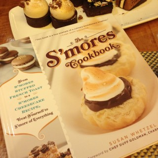 S'mores Cookbook Giveaway and Lunch at The Waldorf Astoria!