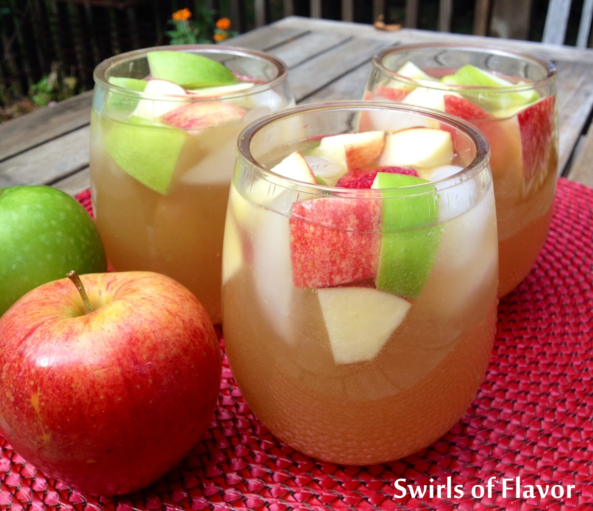 National Sangria Day! - Swirls of Flavor