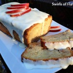 Cinnamon Honey Apple Loaf Cake