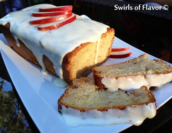 Apple Honey Cake 3