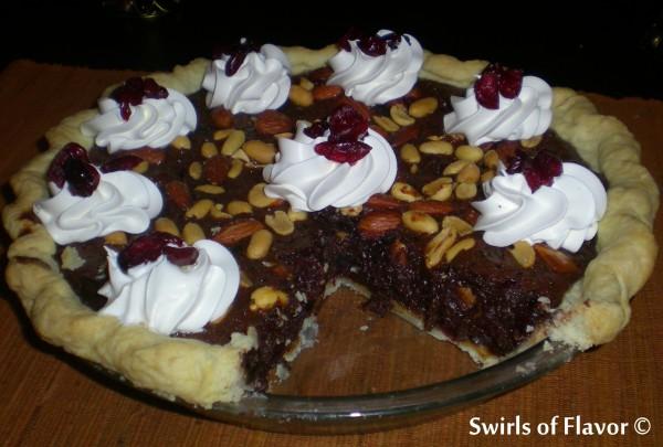 Cranberry Nut Pie 2