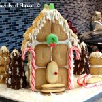 No-Bake Gingerbread House