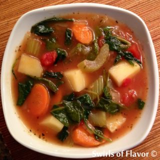 Hearty Potato Kale Soup
