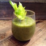 Green Tea Kale Smoothie