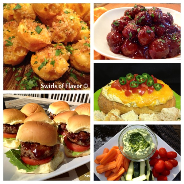 Super Bowl Appetizers 1