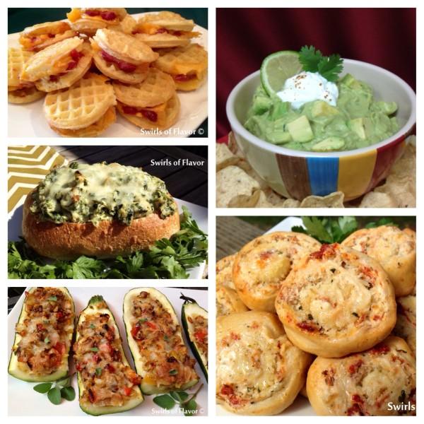 Super Bowl Appetizers 2