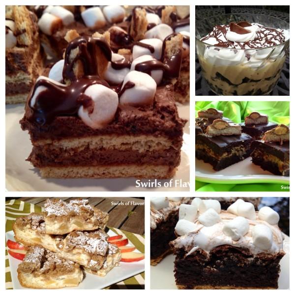 Super Bowl Desserts 1