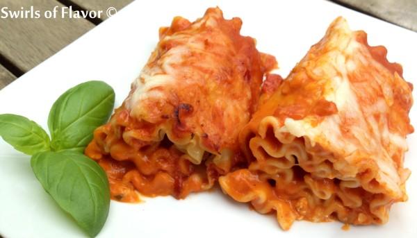 Lasagna Roll-Ups 1