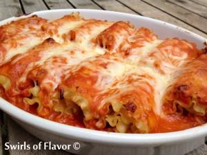 Lasagna Roll-Ups 2