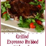 Espresso Steak