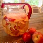 Peachy Plum Sangria