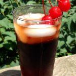 Very Cherry Vanilla Rum & Coke