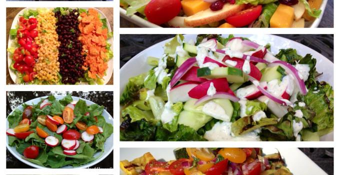 Best Ever Summer Salads