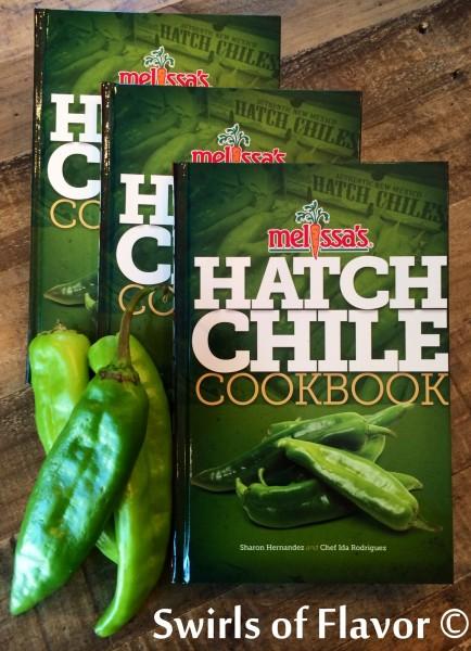 Hatch Chile Cookbooks