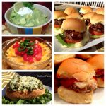 Game Day Sliders & Dips