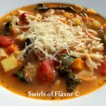 Pesto Minestrone Soup Recipe