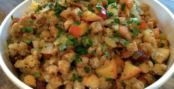 Apple Fig Stuffing