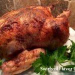 Sweet 'N Smokey Chicken with Roasted Onion Gravy