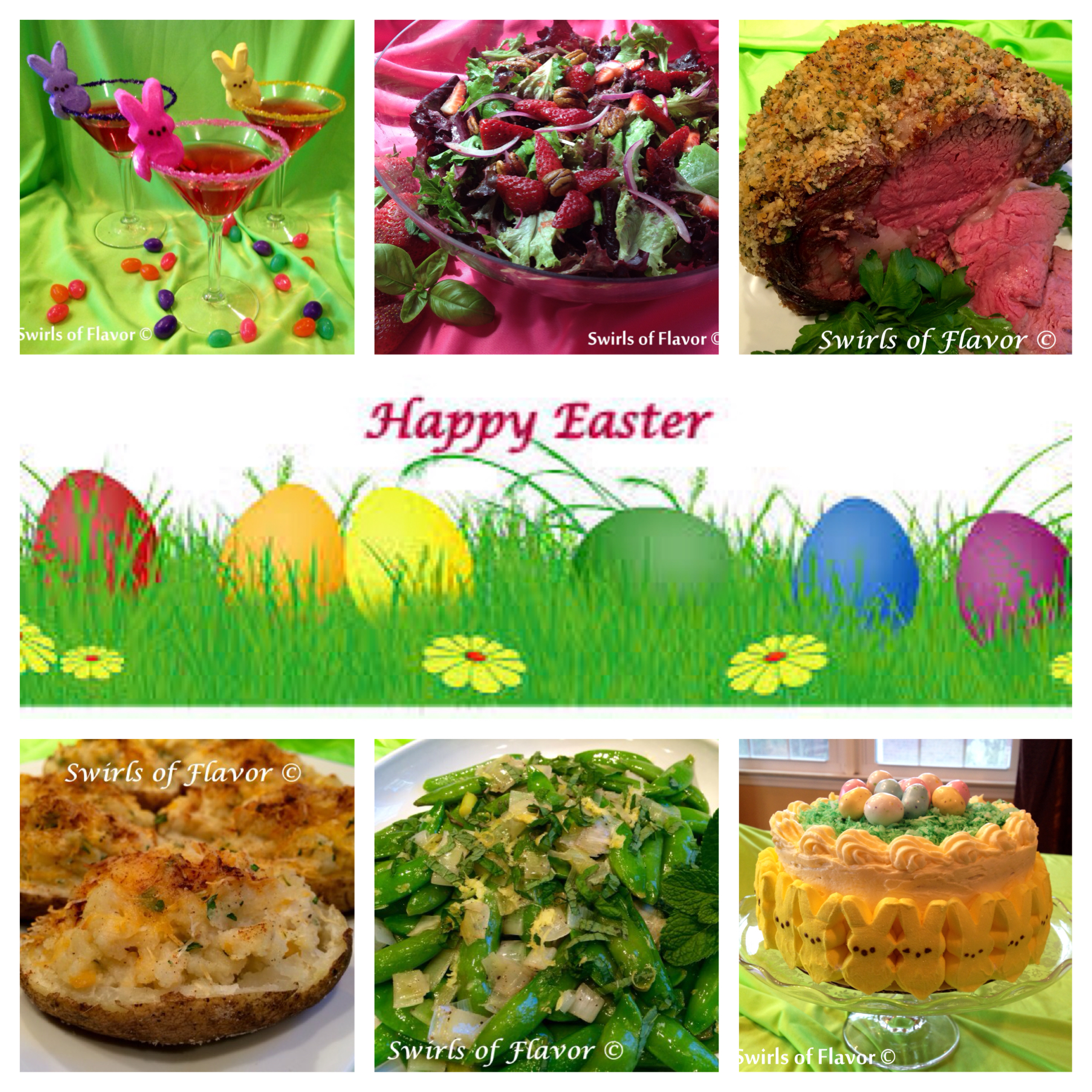 Best ever easter recipes swirls of flavor for Best dinner ideas ever