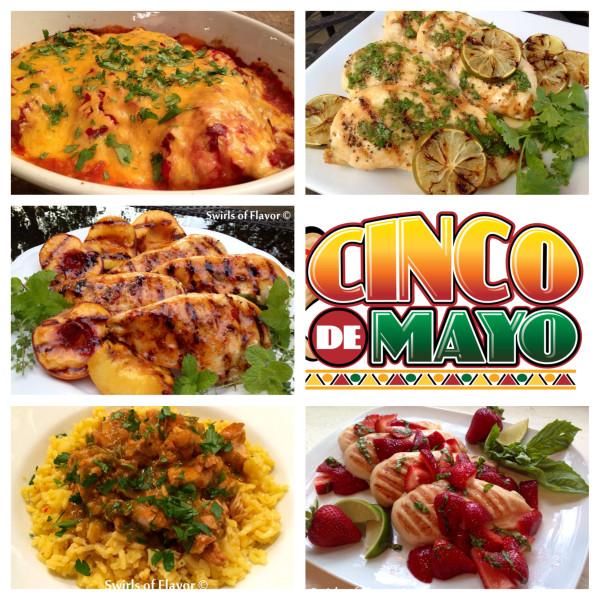 Best Ever Cinco de Mayo Chicken Recipes