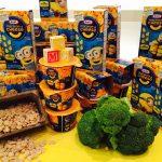 Minions Macaroni & Cheese