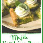 Mojito Key Lime Bars