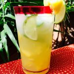 Pineapple Mojito Punch