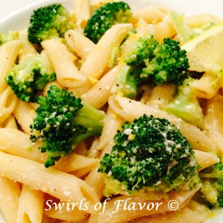 You'll think you're dining in a restaurant when you taste Parmesan Penne & Broccoli and it's so easy to make too! penne | pasta | broccoli | dinner | Parmesan cheese