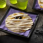 Halloween Mummy Quesadillas