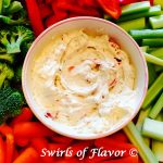 Vegetable Ranch Dip