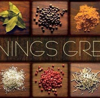 Seasonings Greetings!