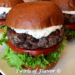Black Bean Burgers With Cilantro Lime Aioli