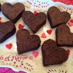 Homemade Valentine Brownies Recipe