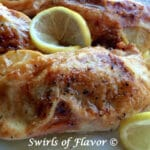 Oven Roasted Lemon Thyme Chicken