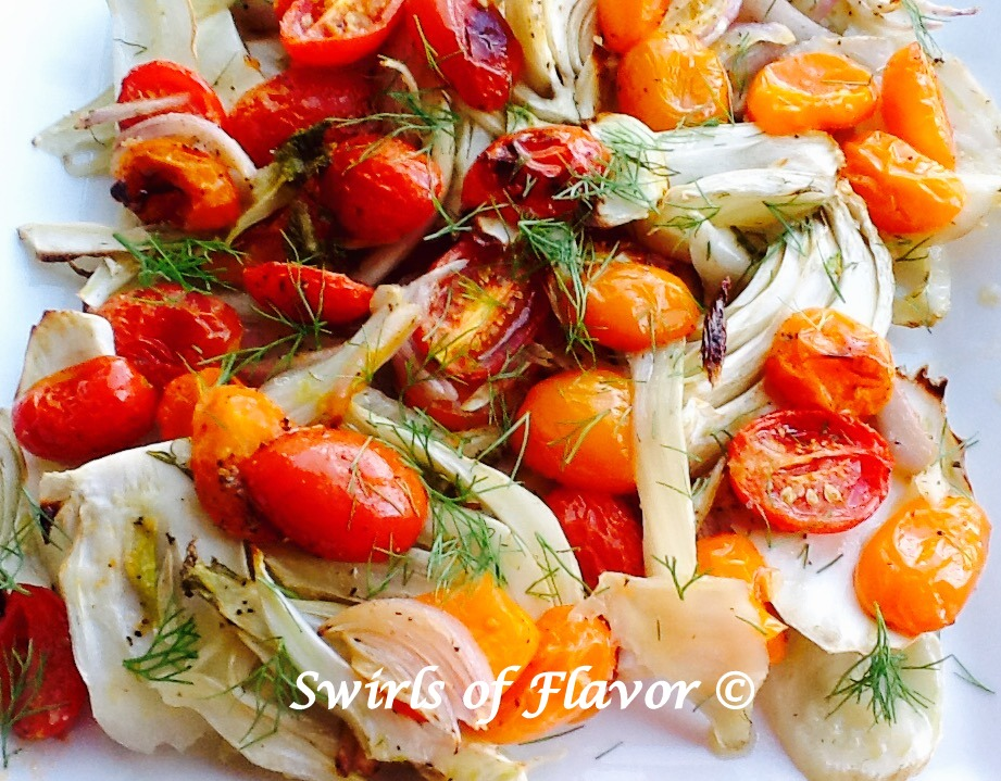 Roasted Fennel Pomodoro Recipe