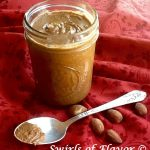 Homemade Almond Butter With Cinnamon