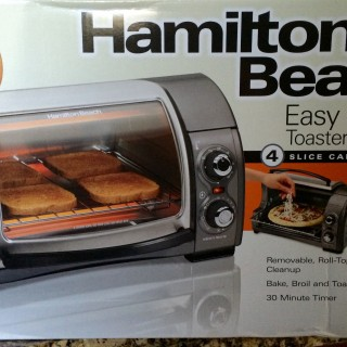 Hamilton Beach Toaster Oven Review And Giveaway #Hamiltonbeach