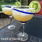 Jalapeno Cucumber Margaritas