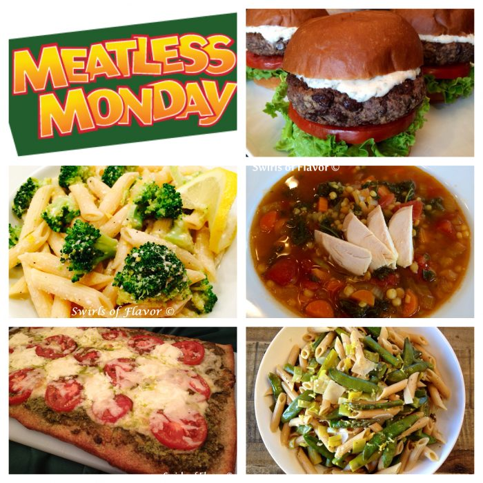 Best Ever Meatless Monday Recipes 2
