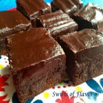 Homemade Chipotle Brownies